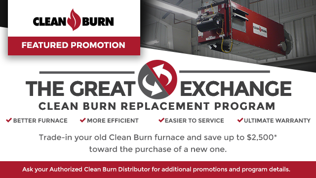 Gingerich Clean Burn | Ohio, Indiana, & Western PA Waste Oil Furnaces and Waste Oil Boilers
